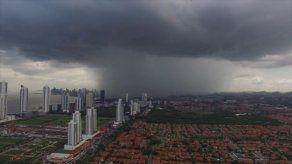 Etesa emite advertencia ante convergencia de tormentas en varios sectores del país