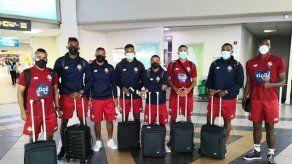 Eliminatorias: Selección nacional ya está en República Dominicana