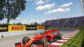 Ferrari se ilusiona con registros de Leclerc y Vettel
