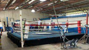 Gimnasio de Boxeo Ismael Laguna en Colón será reconstruido