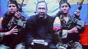 Rescatan ex congresista colombiano rehén de FARC