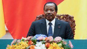 El presidente de Camerún aspira a un séptimo mandato
