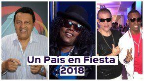 Sergio Vargas cerrará la celebración del Carnaval de Panamá 2018