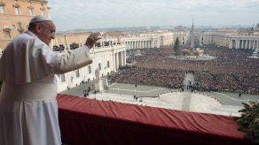 Unos seis millones de fieles en el Vaticano en el 2014