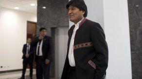 Evo Morales se distancia del mar y de una nueva reelección