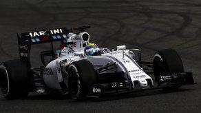 Massa firma el mejor tiempo del día en ensayos de Montmeló