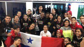 Delegación del Centro Cultural Chino Panameño regresa con premio por Mejor Presentación Musical