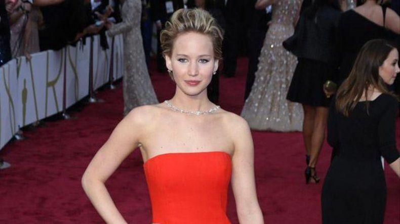 Jennifer Lawrence, a punto de morir asfixiada