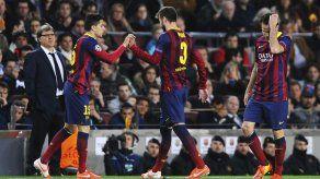 El Barça acaba aburriéndose de sí mismo