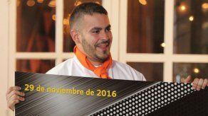 Hernán es el ganador de la primera edición de Top Chef Panamá