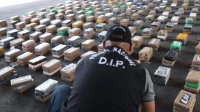 PN decomisó más de 3 mil paquetes de droga y B/.25 mil en enero