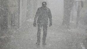 Masa de aire frío bate récords en noreste de EEUU