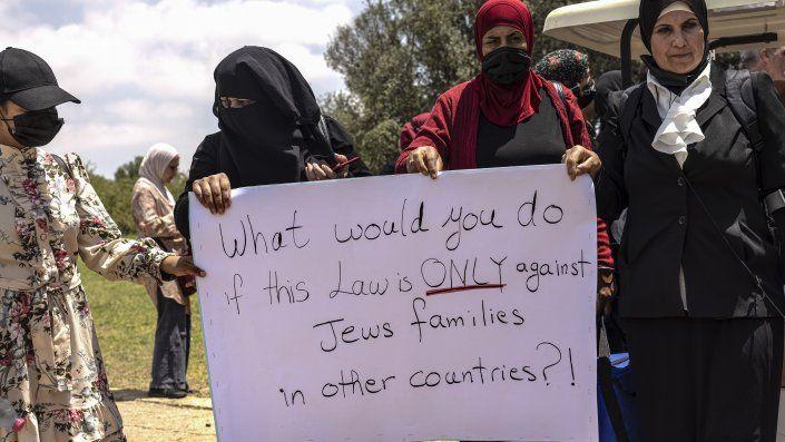 La ley había creado un sinfín de complicaciones para las familias palestinas que se extienden por las fronteras invisibles trazadas por la guerra y que separan Israel de Jerusalén Oriental.