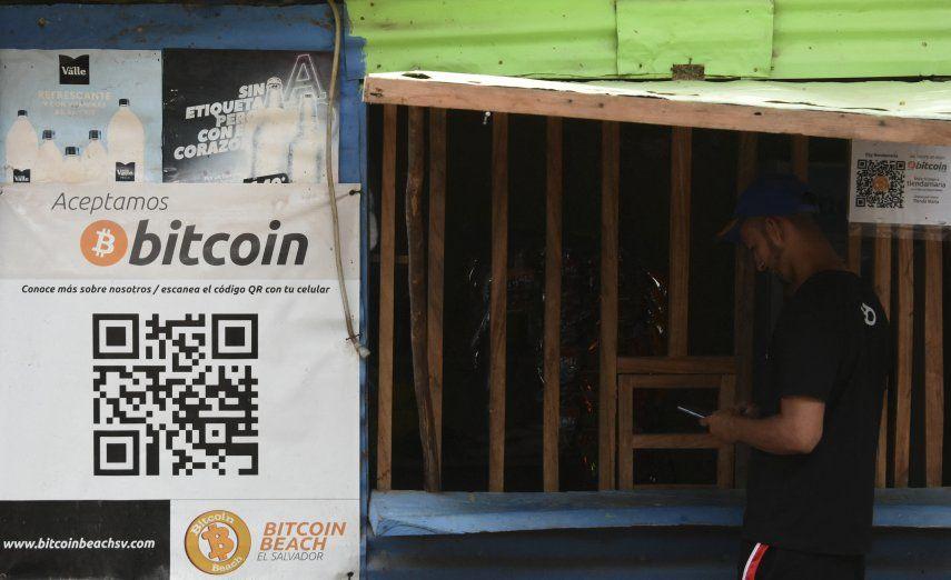 Desde hace dos años el bitcoin es utilizado por muchos en El Zonte en la costa de El Salvador