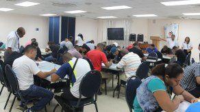 Más de 100 mil personas a nivel nacional se matricularon en los cursos del Inadeh
