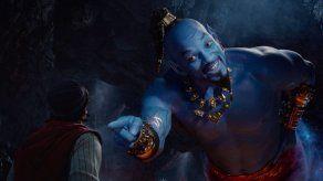 Aladdin y el genio Will Smith intentan arrasar en la taquilla de EE.UU.