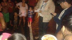 Ministerio de Ambiente recorre zonas afectadas por inundaciones en Veraguas