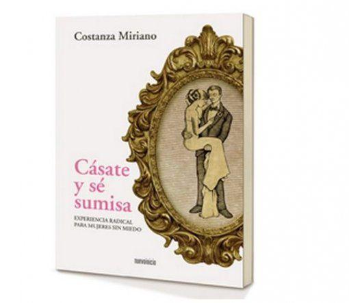 El gobierno español quiere la retirada del libro Cásate y sé sumisa