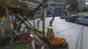 Palestinos temen un brote del virus en la tierra de nadie
