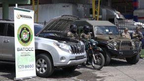 Recuperan dos autos robados en Chiriquí
