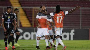 Forge F.C. derrota al Tauro F.C. y avanza a cuartos en Liga Concacaf