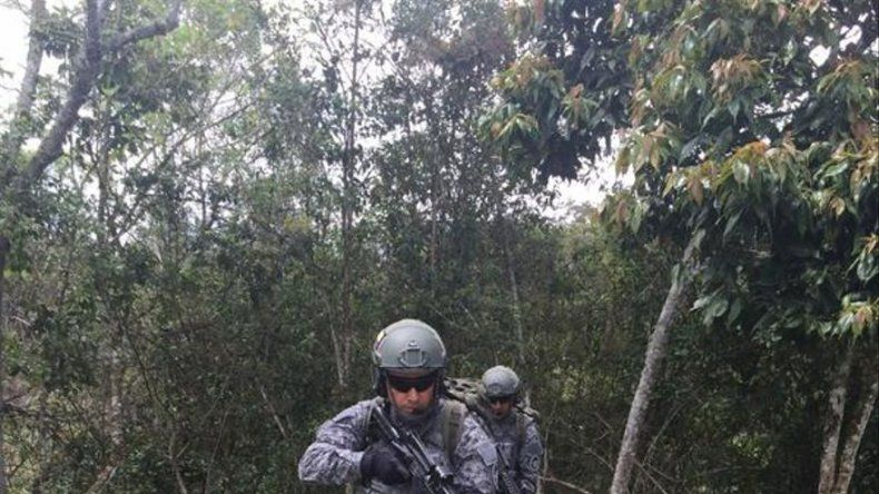 Fuerzas aéreas de 11 países se capacitan en Colombia en búsqueda y rescate