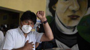 Evo Morales pide se sancione a responsables de golpe de Estado en Bolivia