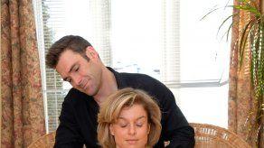 Dar un masaje a tu pareja