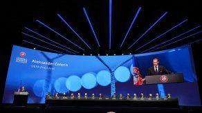 UEFA examinó sus opciones tras el conflicto de Superliga