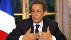 La Justicia francesa pone a Sarkozy bajo estatus de testigo asistido