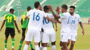 Panamá sufrió para ganarle a Dominica en las eliminatorias