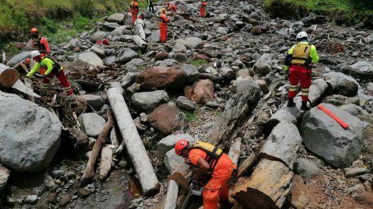 La alerta verde fue declarada por el Sinaproc el pasado 15 de abril ante el desbordamiento de ríos debido a la intensificación de lluvias por los efectos colaterales de un frente frío.