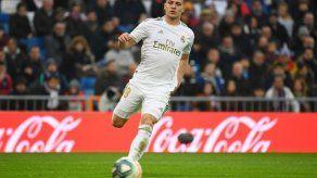 El Real Madrid oficializa la cesión de Jovic al Eintracht