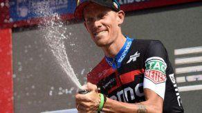 De Marchi se impone en solitario en una rápida etapa en la Vuelta