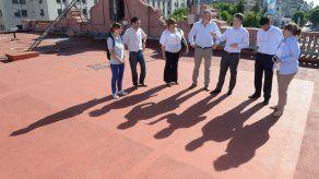 La Casa Rosada argentina transformará su histórico helipuerto en una huerta