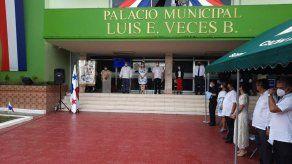 La Chorrera celebra los 199 años de independencia de Panamá de España