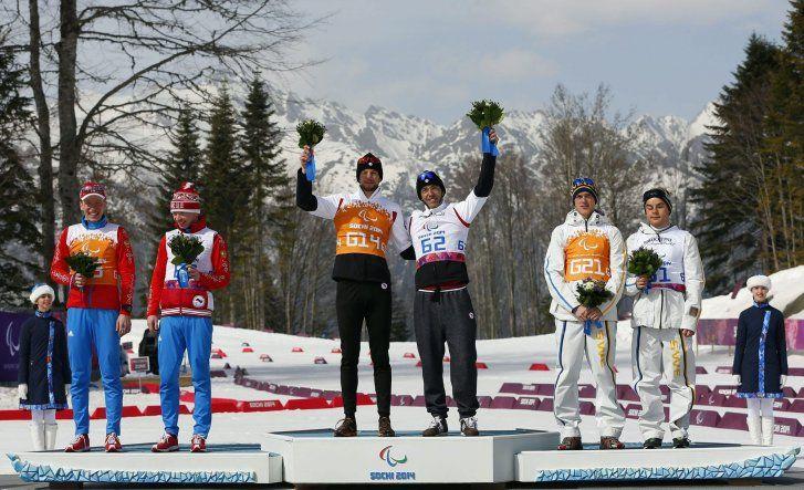 Juegos Paralímpicos de Invierno Sochi 2014