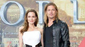 Angelina Jolie y Brad Pitt se quedan sin isla privada