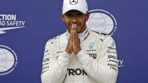 F1: Hamilton supera a Schumacher con pole para GP de Italia