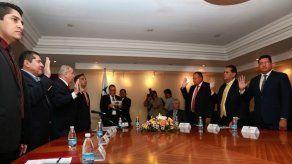 Juramentan a Luis E. Quirós e instalan Comisión de Credenciales de la Asamblea Nacional