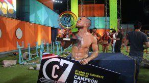 Final masculina de la 9na temporada de Calle 7