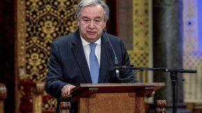 Jefe de ONU espera que se pueda salvar acuerdo nuclear de 2015 con Irán