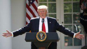 Trump: el retiro del acuerdo climático