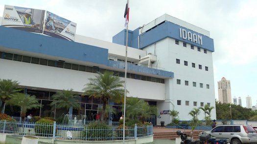 Fachada del Instituto de Acueductos y Alcantarillados Nacionales (Idaan).