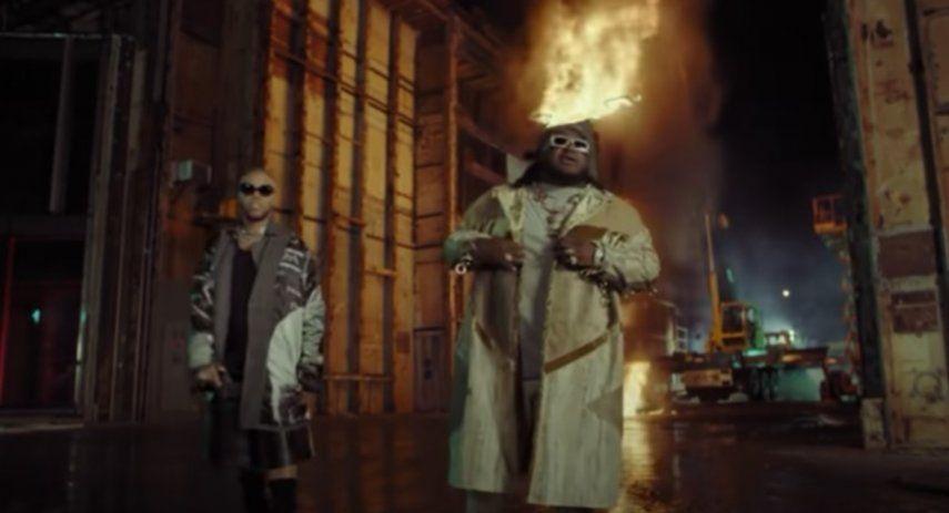 Sech lanza el remix de 911 junto al puertorriqueño Jhay Cortez