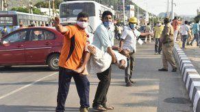 11 muertos y casi mil afectados por una fuga de gas en India