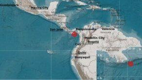 Sinaproc descarta tsunami tras sismo al sur de Panamá