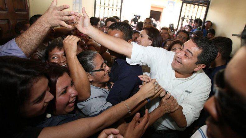 Londres felicita a Hernández por su triunfo en presidenciales de Honduras
