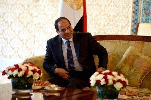 Egipto necesita 12.000 millones para la crisis energética, según Sisi