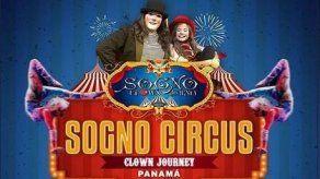 Sogno Circus por primera vez en Panamá en febrero 2020
